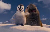 Happy Feet 2 - bande annonce - VOST - (2011)