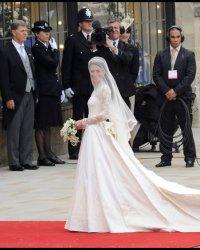 La robe de mariée de Kate Middleton au coeur d'un scandale