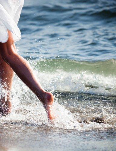 Les bienfaits de l'eau de mer