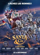 Santa & Cie Gaumont - Pathé Salles de cinéma