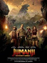 Jumanji : Bienvenue dans la jungle Cinéma CGR Le Français Salles de cinéma