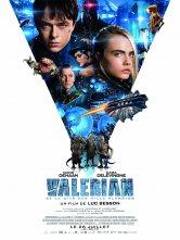 Valérian et la Cité des mille planètes Cinema Pathe Gaumont Salles de cinéma