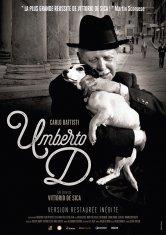 Umberto D. odyssée Salles de cinéma