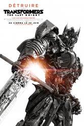 Transformers: The Last Knight Cinéma CGR Le Français Salles de cinéma