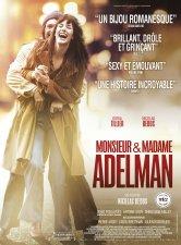 Monsieur & Madame Adelman Amical Ciné Salles de cinéma