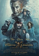 Pirates des Caraïbes : la Vengeance de Salazar Cinema Pathe Gaumont Salles de cinéma