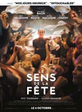 Le Sens de la fête Cinéville Salles de cinéma