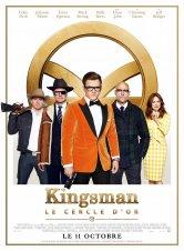 Kingsman : Le Cercle d'or Cinespace Salles de cinéma