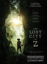 The Lost City of Z Le Studio Orson Welles Salles de cinéma