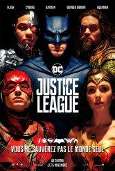 Justice League Cinema Pathe Gaumont Salles de cinéma