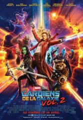 Les Gardiens de la Galaxie 2 Trianon Salles de cinéma