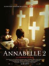Annabelle 2 : la Création du Mal Pathé Grenoble Chavant Salles de cinéma