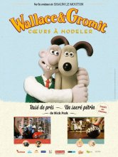Wallace & Gromit : Cœurs à modeler CGR Rodez (ex Cap'Cinéma) Salles de cinéma