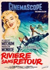 Rivière sans retour Christine 21 Salles de cinéma
