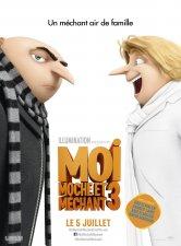Moi, Moche et Méchant 3 Cinéma les 6 REX Salles de cinéma