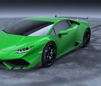 Lamborghini Huracan : kits officiels