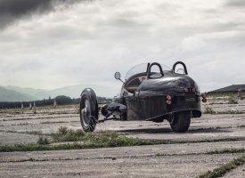 Morgan EV3 UK 1909: édition limitée