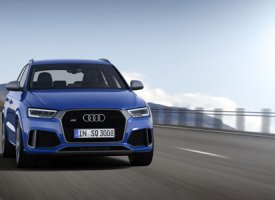 L'Audi RS Q3 Performance passe à 367 ch
