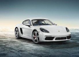 Porsche Exclusive et le 718 Cayman