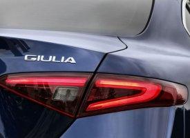 Alfa Romeo Giulia 2.0 turbo 200 ch