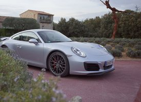 PORSCHE 911 (991) Carrera 4S 420 ch
