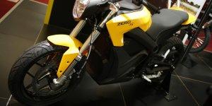 Zero Motorcycles S et FXS 11 kW