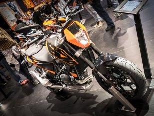 KTM Duke 690 et 690 R