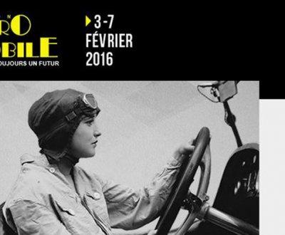 Rétromobile 2016, le chic parisien
