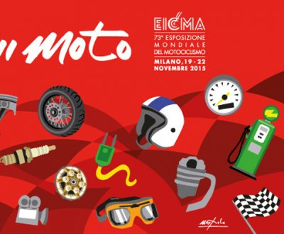 Salon EICMA Milan 2015