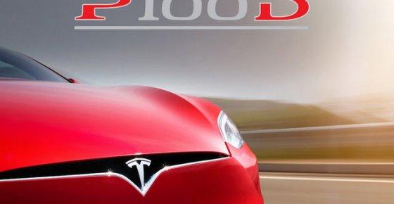 Tesla Model S P100D : plus rapide que jamais