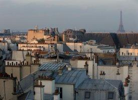 Tensions haussières sur les prix de l'immobilier en région parisienne