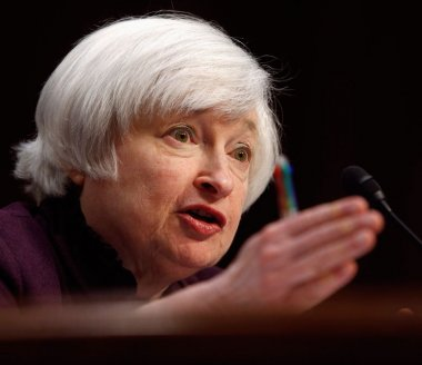 US / Eco : Yellen attendue avec espoir