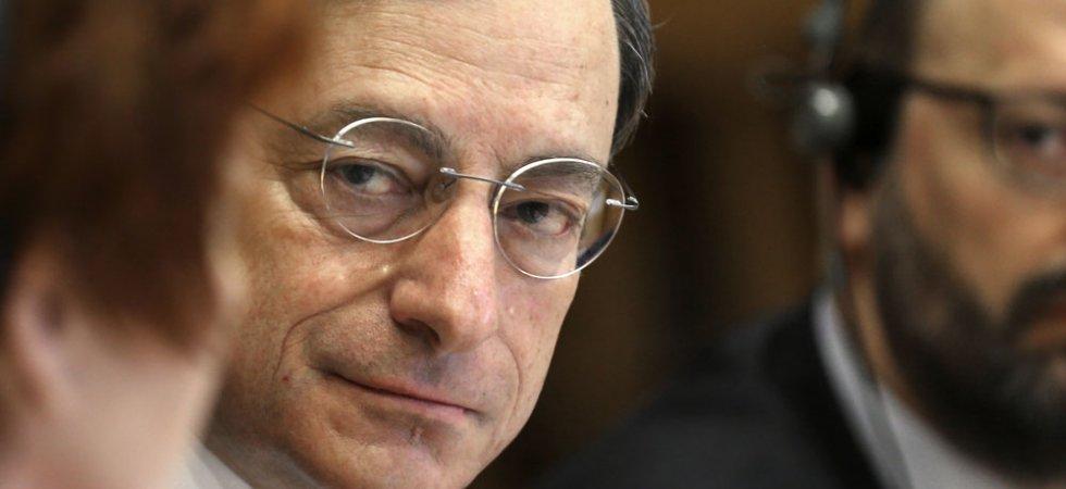 La BCE, prête à recourir à la