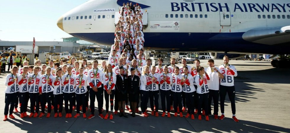 La Grande-Bretagne, 2e à Rio, ça ne choque personne?