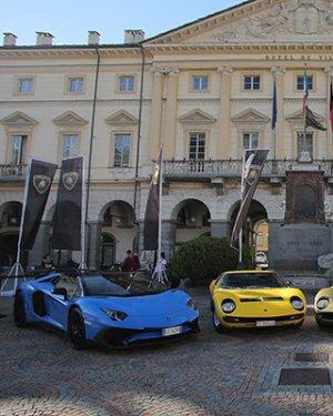 50 ans de supercars Lamborghini