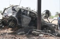 Irak: au moins 12 morts dans un attentat au nord de Bagdad