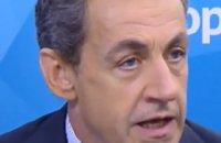 Nicolas Sarkozy étrille les cheminots