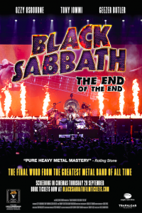 Black Sabbath - The End Of The End