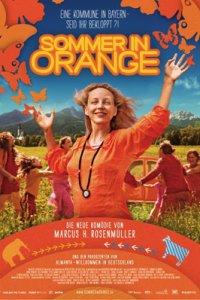 Mon été orange