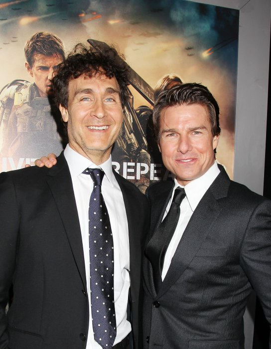 Tom Cruise et Doug Liman