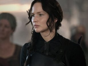 Jennifer Lawrence en apnée pour Francis Lawrence et James Cameron