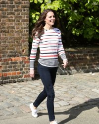 Les baskets favorites de Kate Middleton coûtent 60 euros !