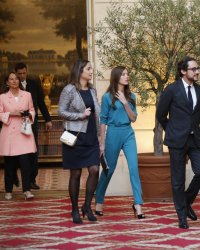 Le fils de François Hollande s'affiche avec sa compagne journaliste