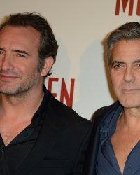Jean Dujardin voulait George Clooney comme Président des États-Unis