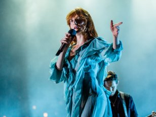 Calvin Harris et Florence and the Machine, furieux contre Theresa May