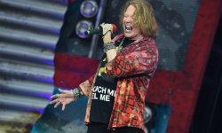 Guns N'Roses en concert au Stade de France le 7 juillet 2017