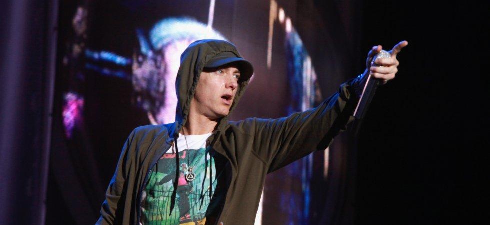 Eminem s'en prend à Donald Trump et annonce un nouvel album