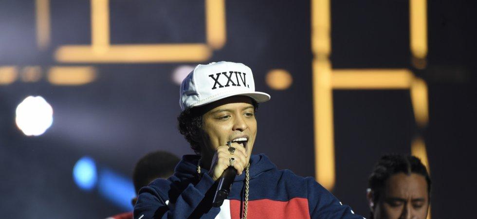 Accusé de copier Michael Jackson, Bruno Mars répond à ses détracteurs