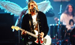 Les oeuvres de Kurt Cobain bientôt exposées