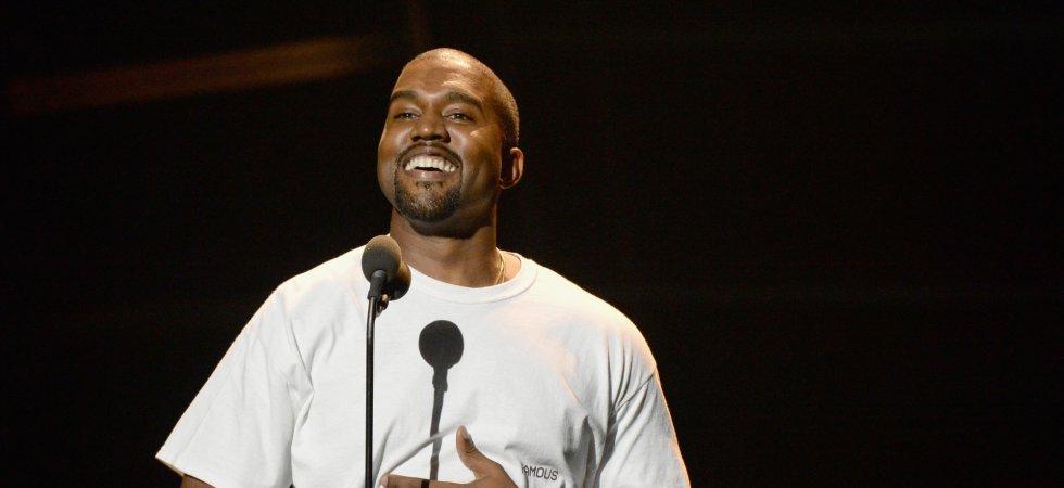 Kanye West débarque sur Instagram pour partager son art